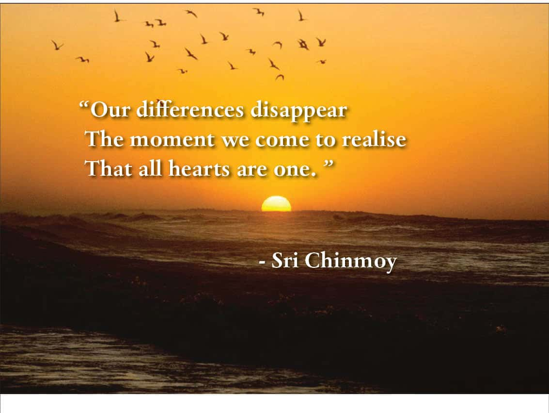 Quotes On The Heart Sri Chinmoy Quotes