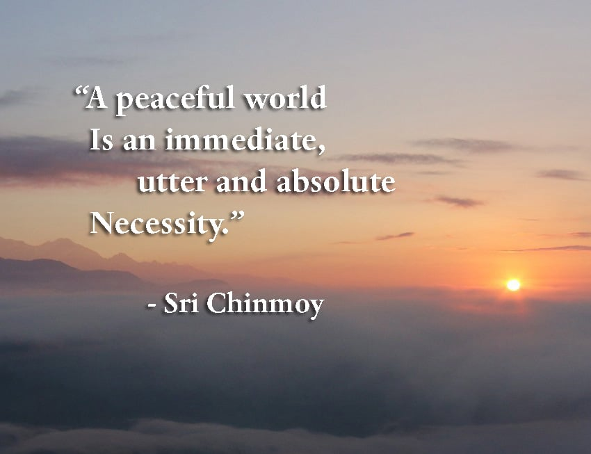 peaceful-world-necessity