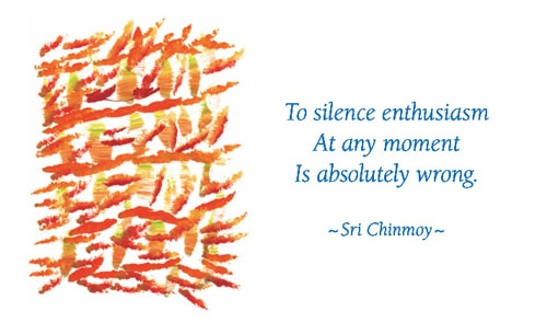 to-silence-enthusiasm-at-any-moment-is-asbolutely-wrong
